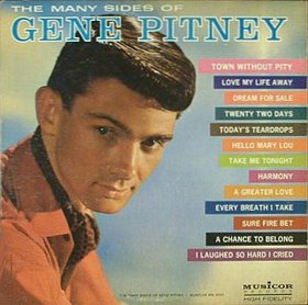 Gene Pitney The+Many+Sides+Of+Gene+Pitney LP