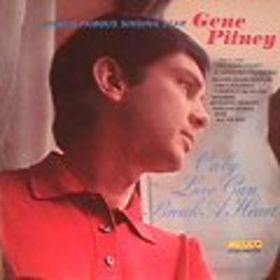 Gene Pitney Only Love Can Break A Heart {Original Pressing} LP