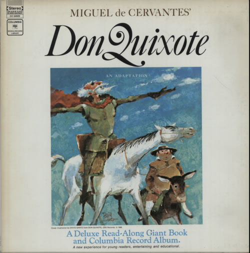 Miguel de Cervantes' Don Quixote Part 1