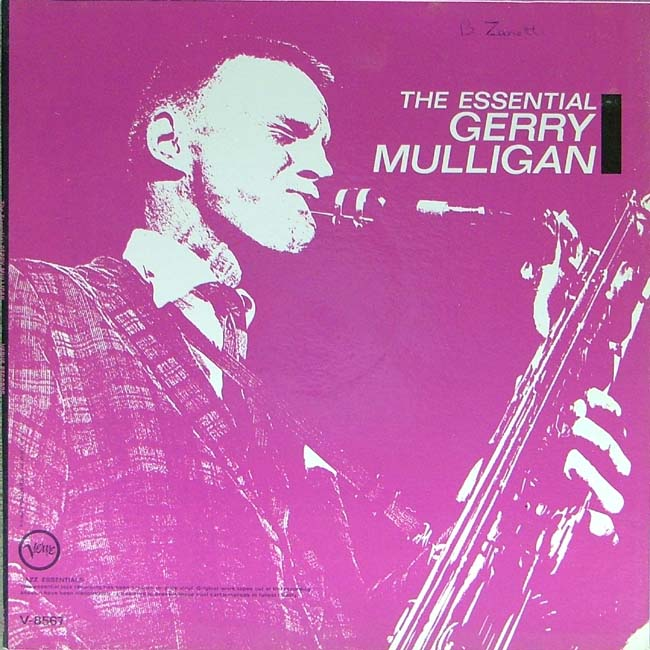 Essential Gerry Mulligan