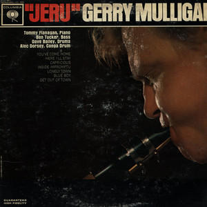 Gerry Mulligan Quartet - Jeru [vinyl] Gerry Mulligan Quartet