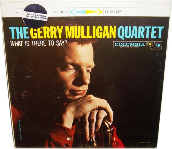 Gerry Mulligan Vinyl Record Albums