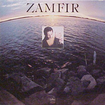 Gheorghe Zamfir Vinyl Record Albums
