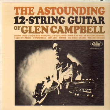 The Astounding 12-String Guitar Of Glen Campbell