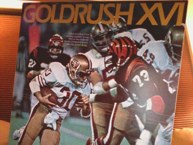 Goldrush Xvi