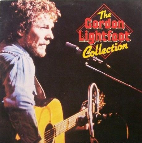 Gordon Lightfoot Vinyl Record Albums