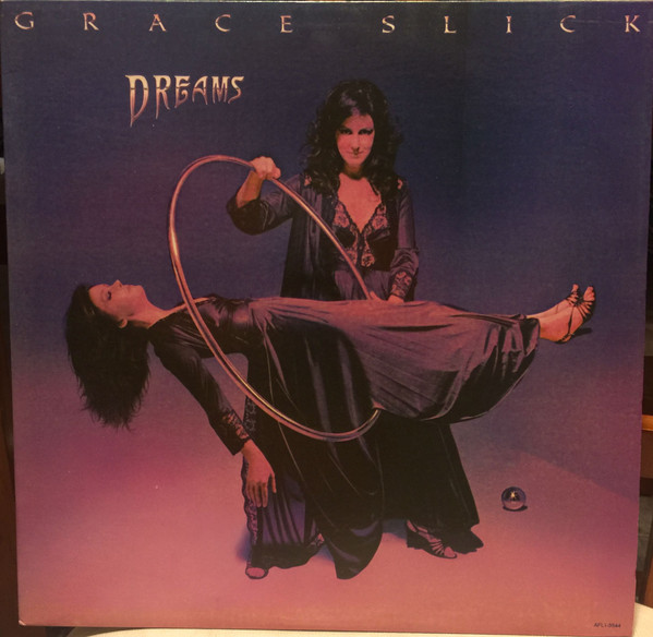Grace Slick - El Diablo / Dreams