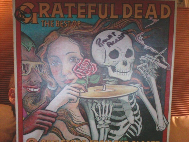 The Grateful Dead Vinyl Record Albums