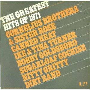 The Greatest Hits of 1971