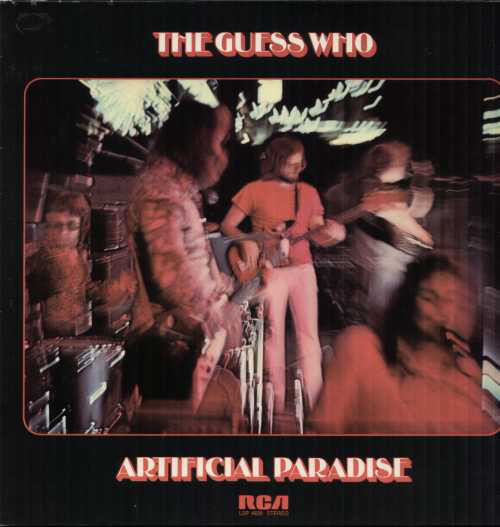 Guess Who - Artificial Paradise [vinyl] The Guess Who
