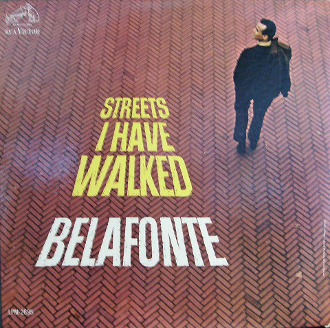 Streets I Have Walked Vinyl