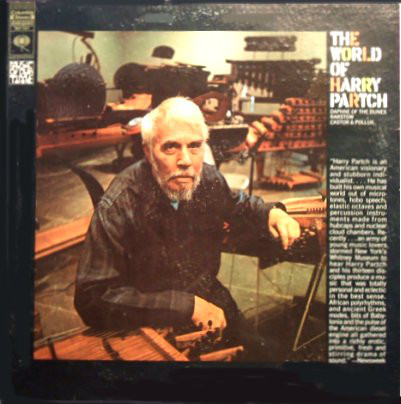 The World Of Harry Partch - Harry Partch