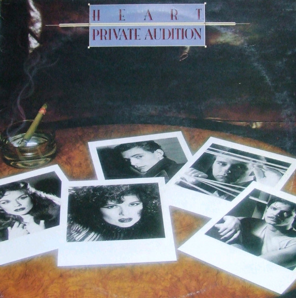 Heart - Private Audition [vinyl] Heart