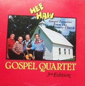 3rd Edition Gospel Favorites From the Old Country Church