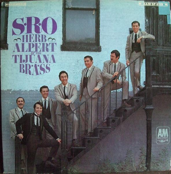 Herb Alpert Vinyl Record Albums