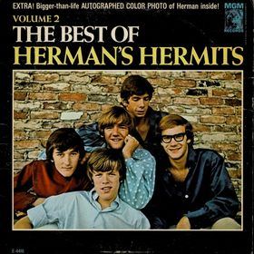 The Best of Herman's Hermits Volume 2