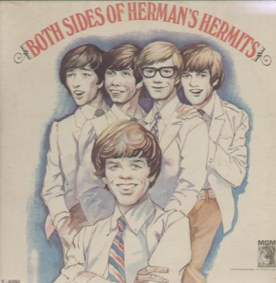 Herman'S Hermits Both Sides Of Herman's Hermits LP