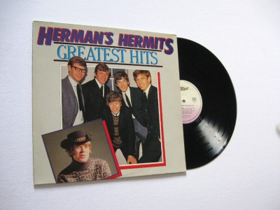 Herman'S Hermits Herman's Hermits Greatest Hits LP