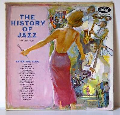 History of Jazz, Volume 4: Enter The Cool