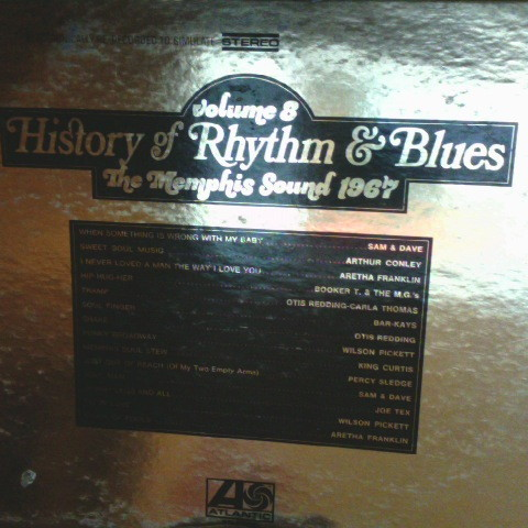 History of Rhythm & Blues The Memphis Sound (1967)