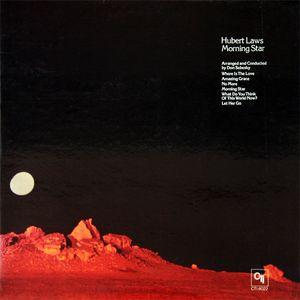 Hubert Laws Vinyl Record Albums