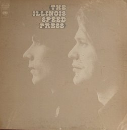 ILLINOIS SPEED PRESS - Illinois Speed Press [Vinyl] Illinois Speed Press - LP