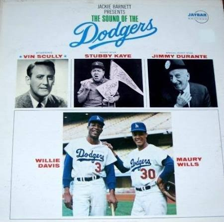 Jackie Barnett Presents The Sound Of The Dodgers