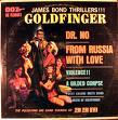 James Bond Thrillers - Goldfinger [vinyl] James Bond Thrillers