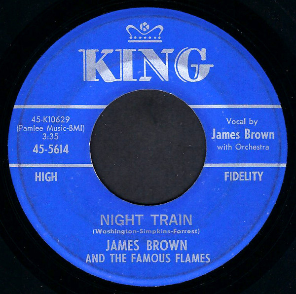 Night Train Why Does Everything Happen To Me Vinyl