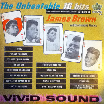 The Unbeatable - 16 Hits