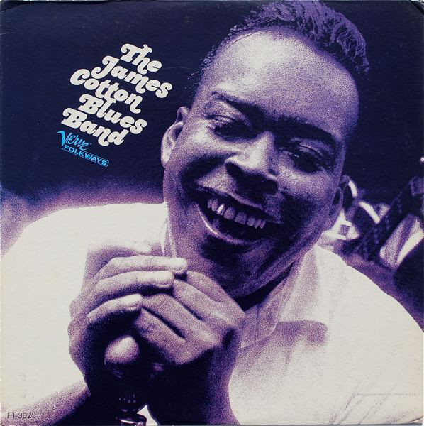The James Cotton Band