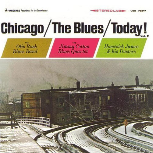 Chicago/The Blues/Today! Vol. 2