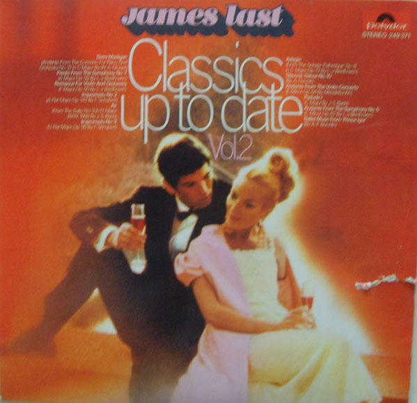 James Last - Classics Up To Date Vol. 2 Record