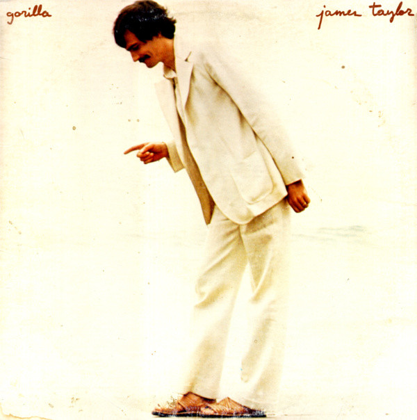 James Taylor Vinyl Record Albums