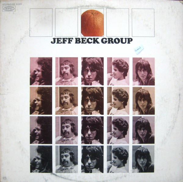 Jeff Beck Jeff Beck Group LP