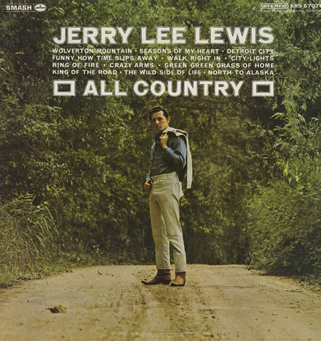 Jerry Lee Lewis 'All Country'