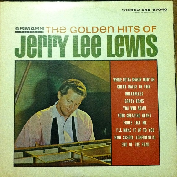 The Golden Hits Of Jerry Lee Lewis