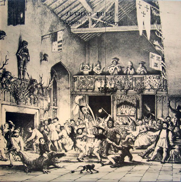 Jethro Tull - Minstrel In The Gallery EP