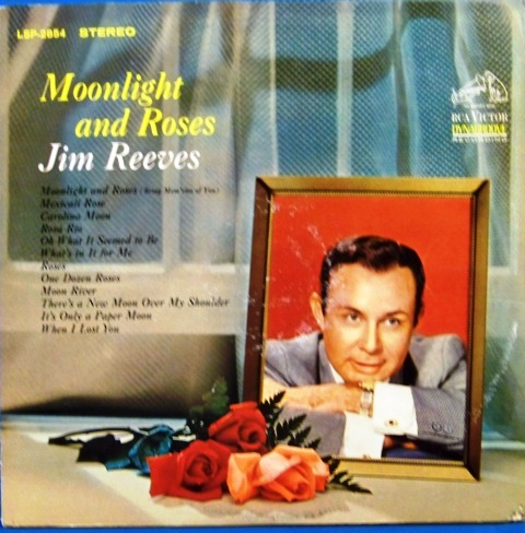 Jim Reeves - Moonlight And Roses [vinyl]