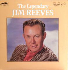 The Legendary Jim Reeves Vinyl