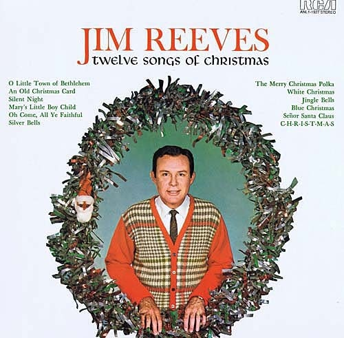 Jim Reeves Twelve Songs Of Christmas Records, LPs, Vinyl and CDs - MusicStack