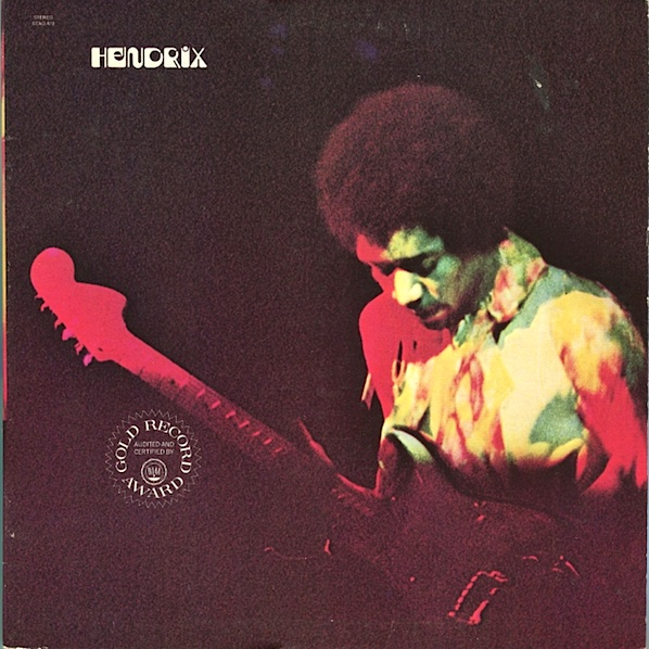 Jimi Hendrix 'Band of Gypsys'