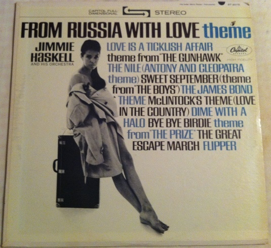 From Russia With Love Theme