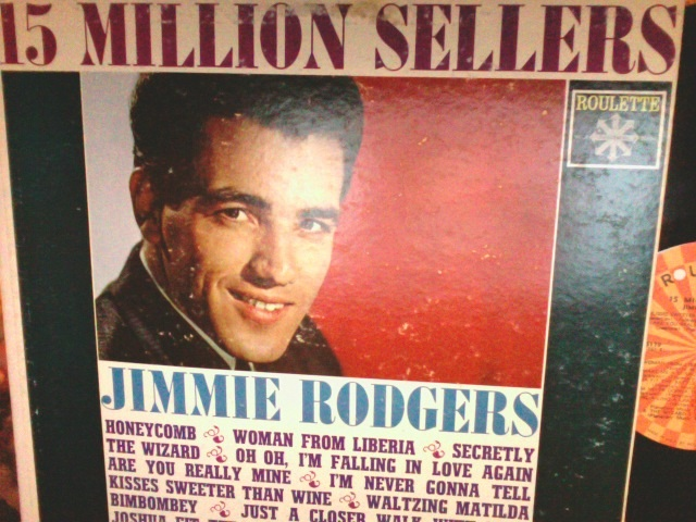 Jimmie Rodgers - 15 Million Sellers [vinyl] Jimmie Rodgers