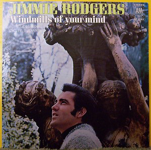 Jimmie Rodgers - Windmills Of Your Mind [vinyl]