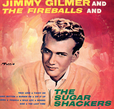 The Sensational Jimmy Gilmer And The Fireballs