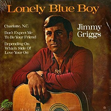 Lonely Blue Boy