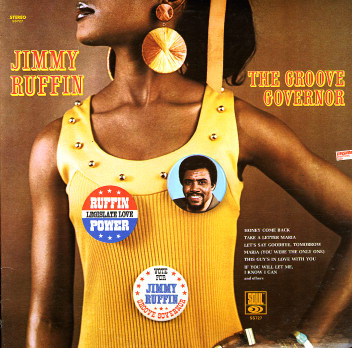 Jimmy Ruffin Maria - Living In A World I Created For My Self