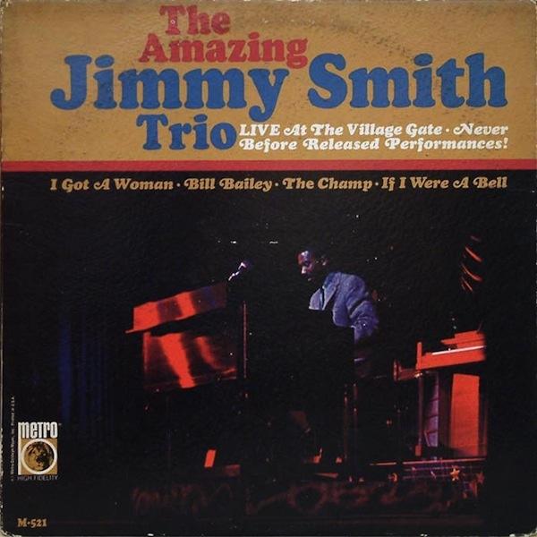 Jimmy Smith Vinyl Record Albums
