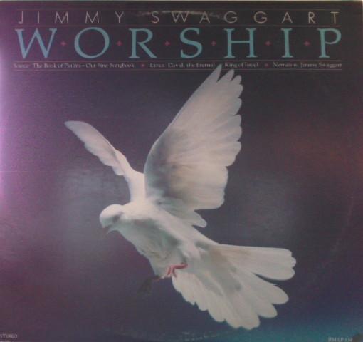 JIMMY SWAGGART - Worship [Vinyl] - LP